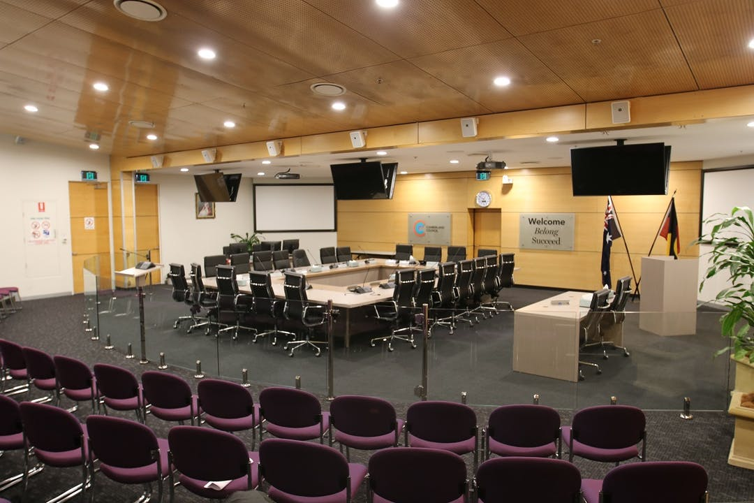 Council chamber small