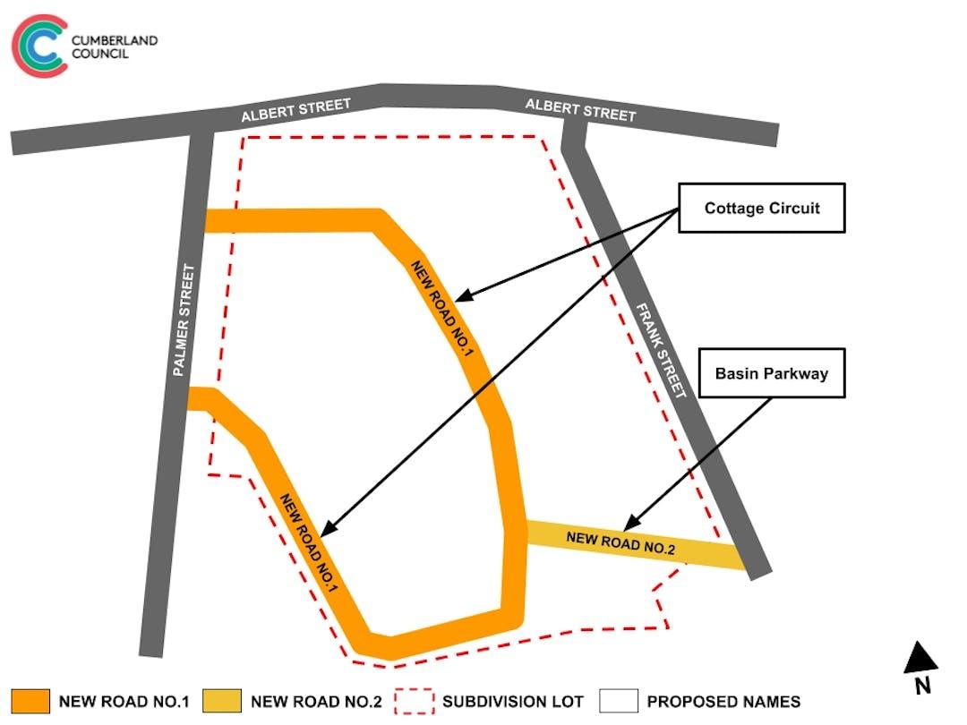 Road naming   guildford west v3