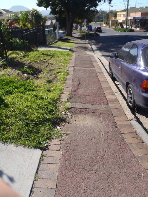 Paving to be upgraded on Lake Ave