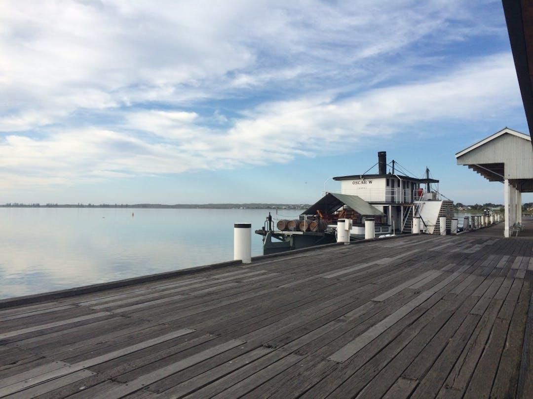 Goolwa wharf oscar img 3181