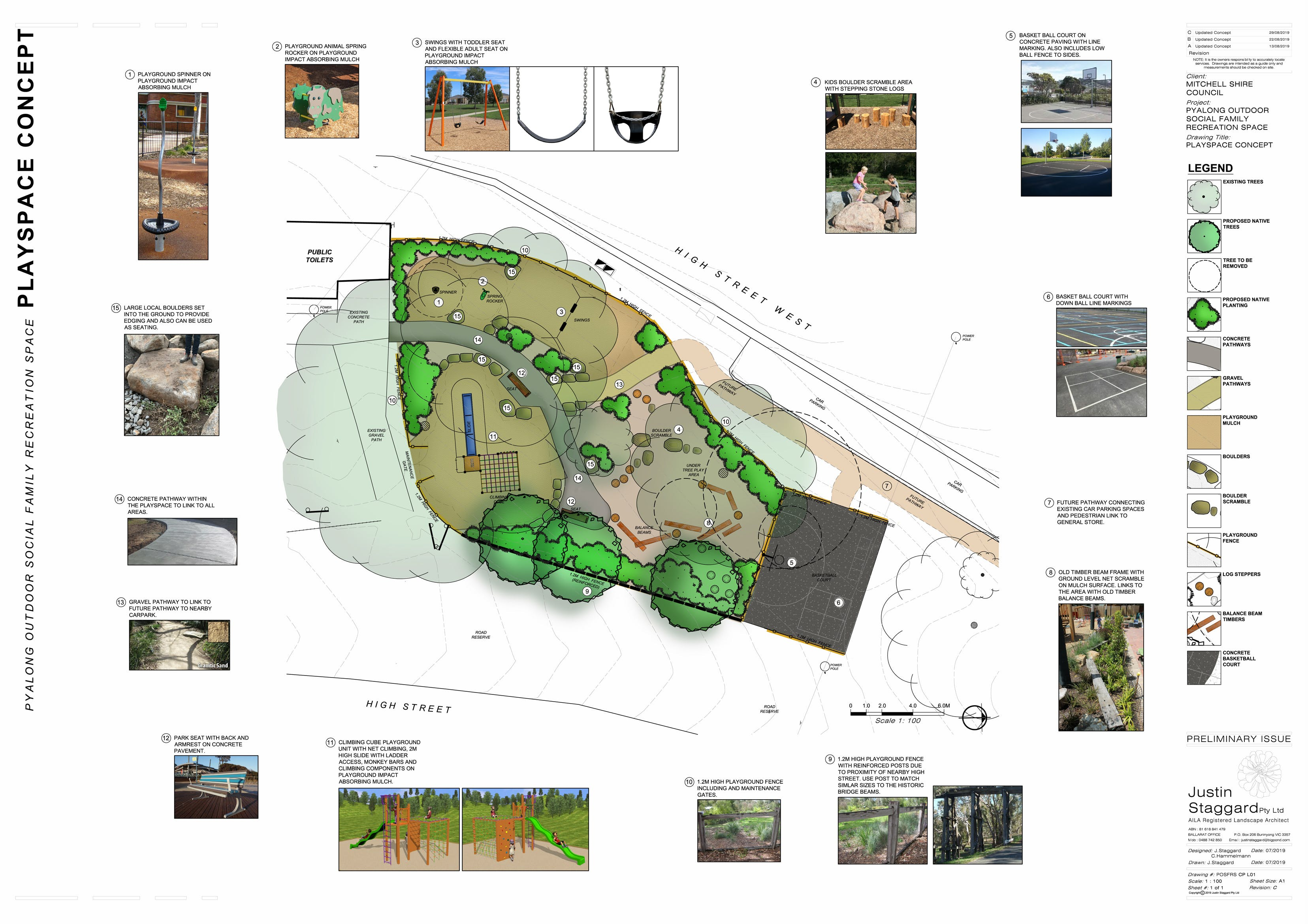 Pyalong Playspace Concept Plan Small