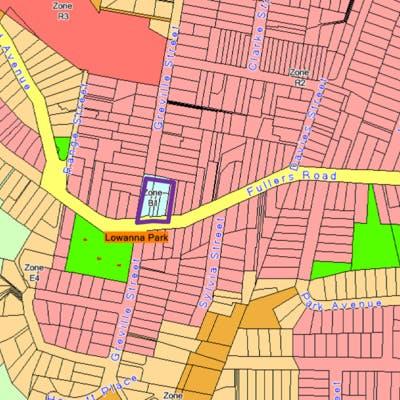Fullers Rd - Greville St