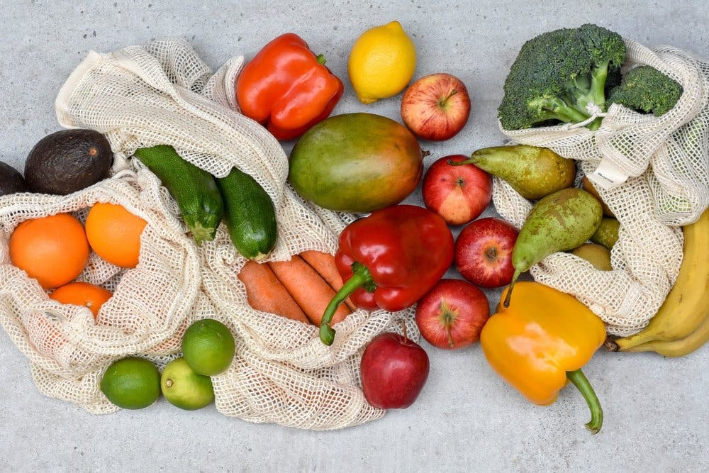 Plastic Free Fruit & Vegetables