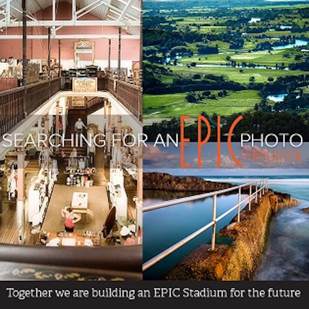 Building an EPIC Stadium for the future - Upgrade of C.ex Coffs International Stadium
