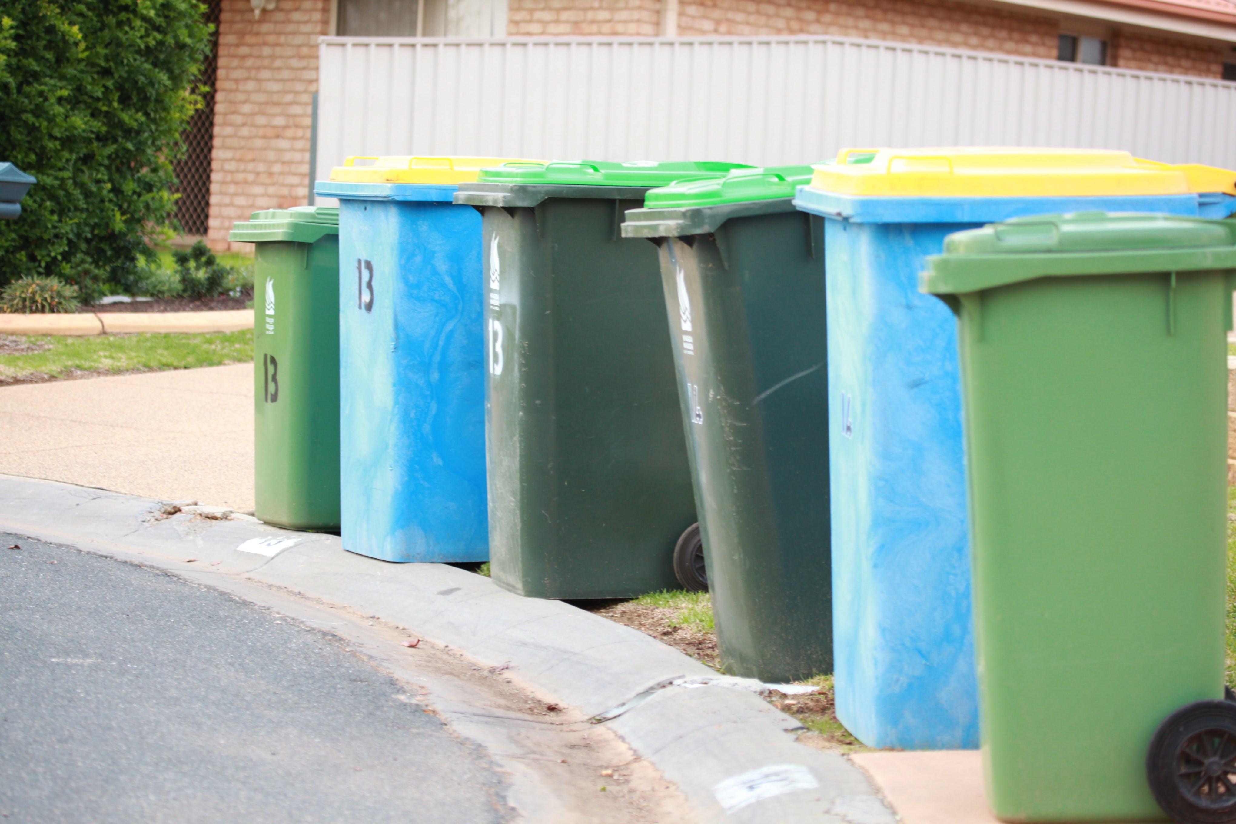 Three bin system