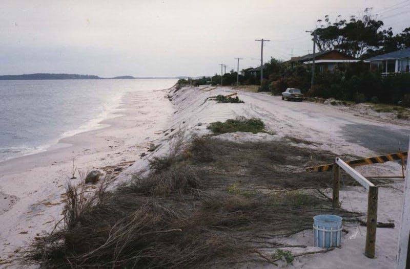 Example Beach Nourishment