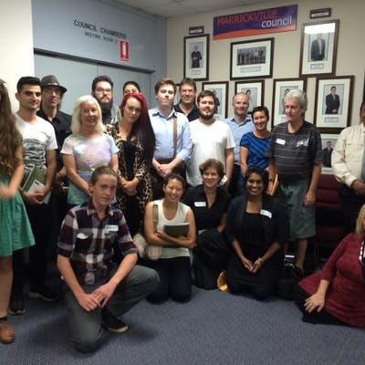 Tomorrow's Dulwich Hill Citizens' Working Group