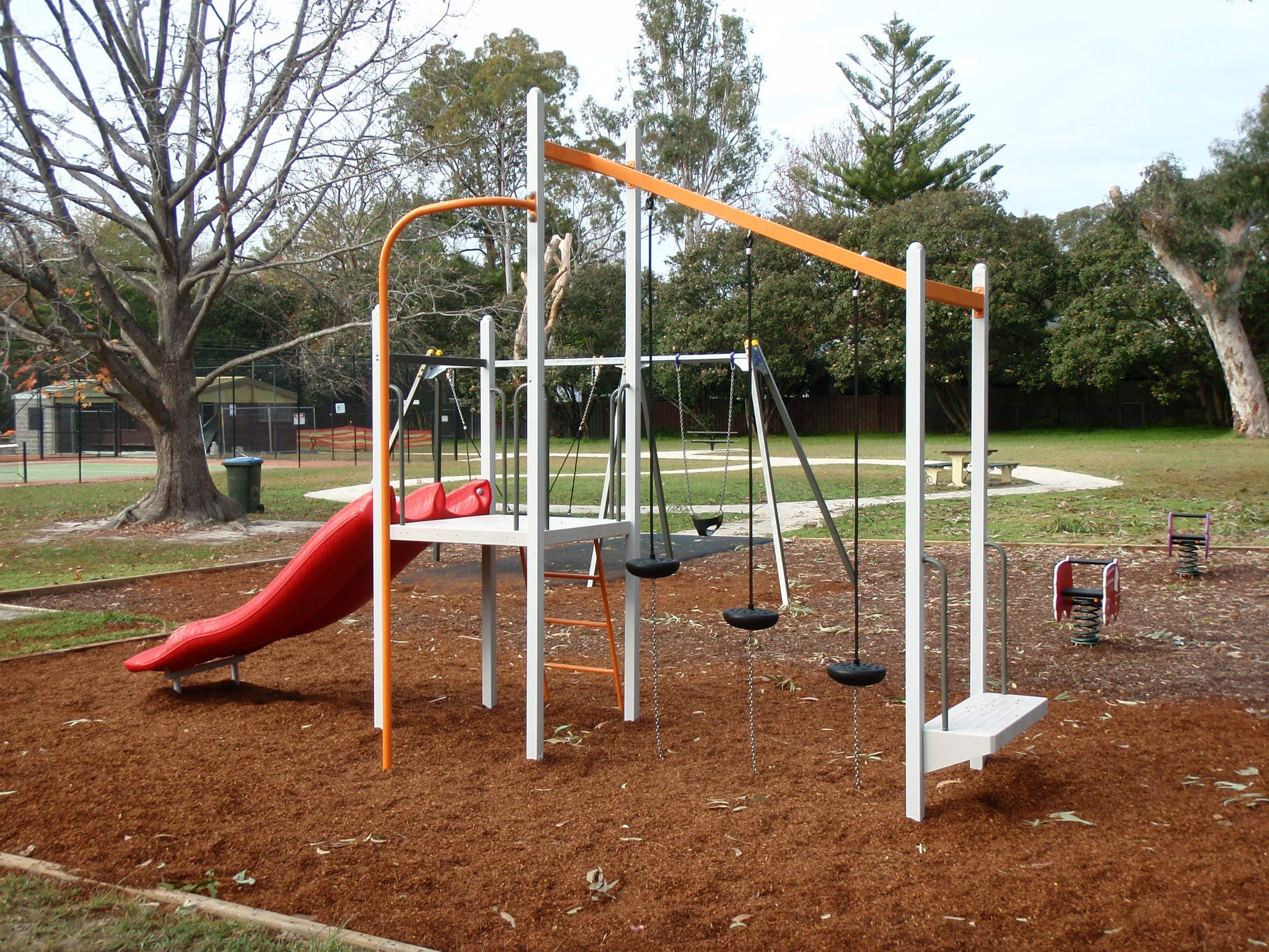 Lennox Park play equipment
