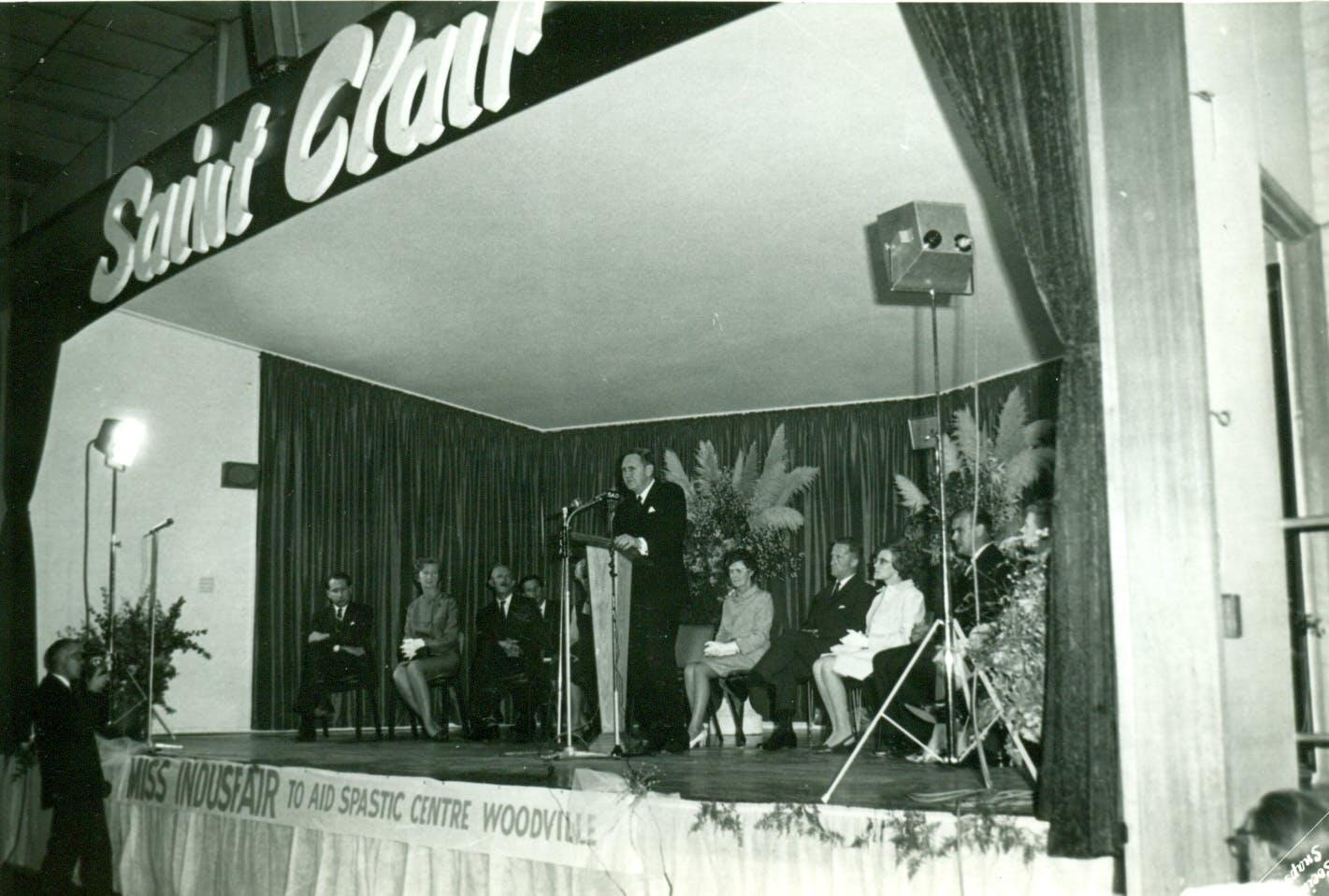 St Clair Recreation Centre, 1968