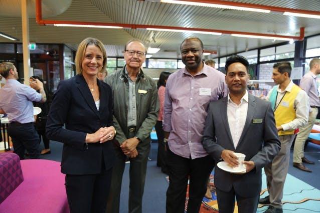 Afternoon Tea with Hon Kristina Keneally, Senator for NSW and SRG members April 2021.jpg
