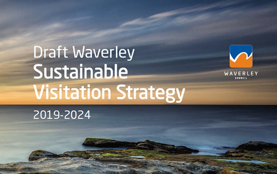 Sustainable Visitation Strategy