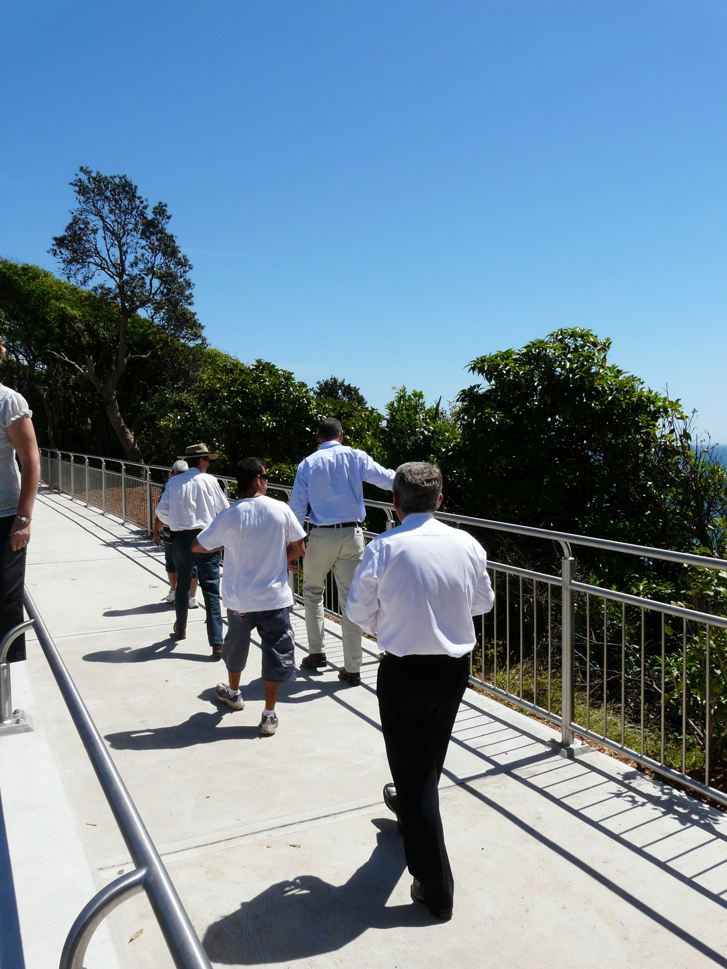 Coastal Walkway Opening