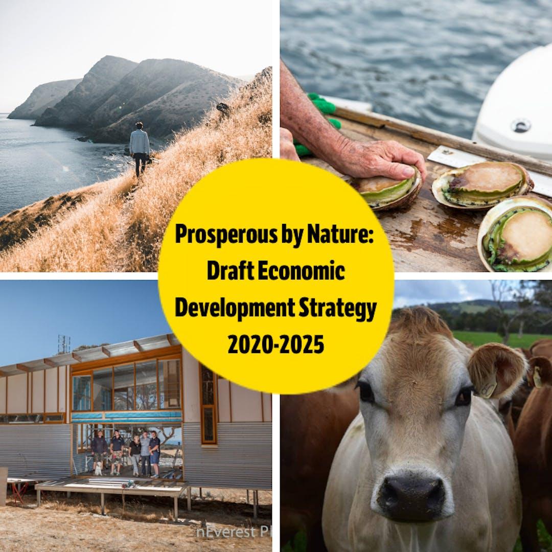 Prosperous by Nature: Draft Economic Development Strategy 2020-2025