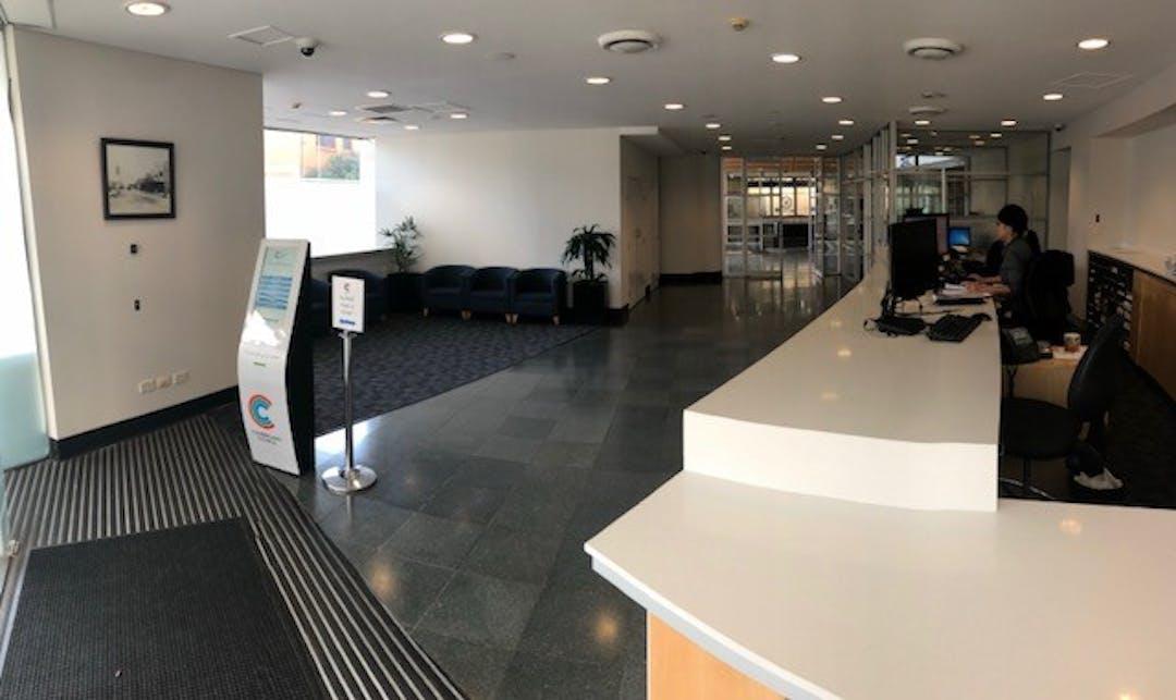 Auburn Service Centre Foyer