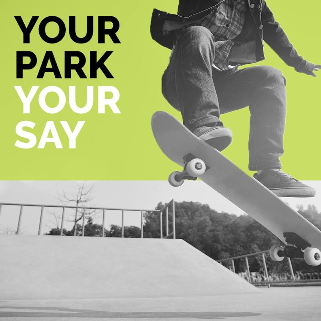Your park your say