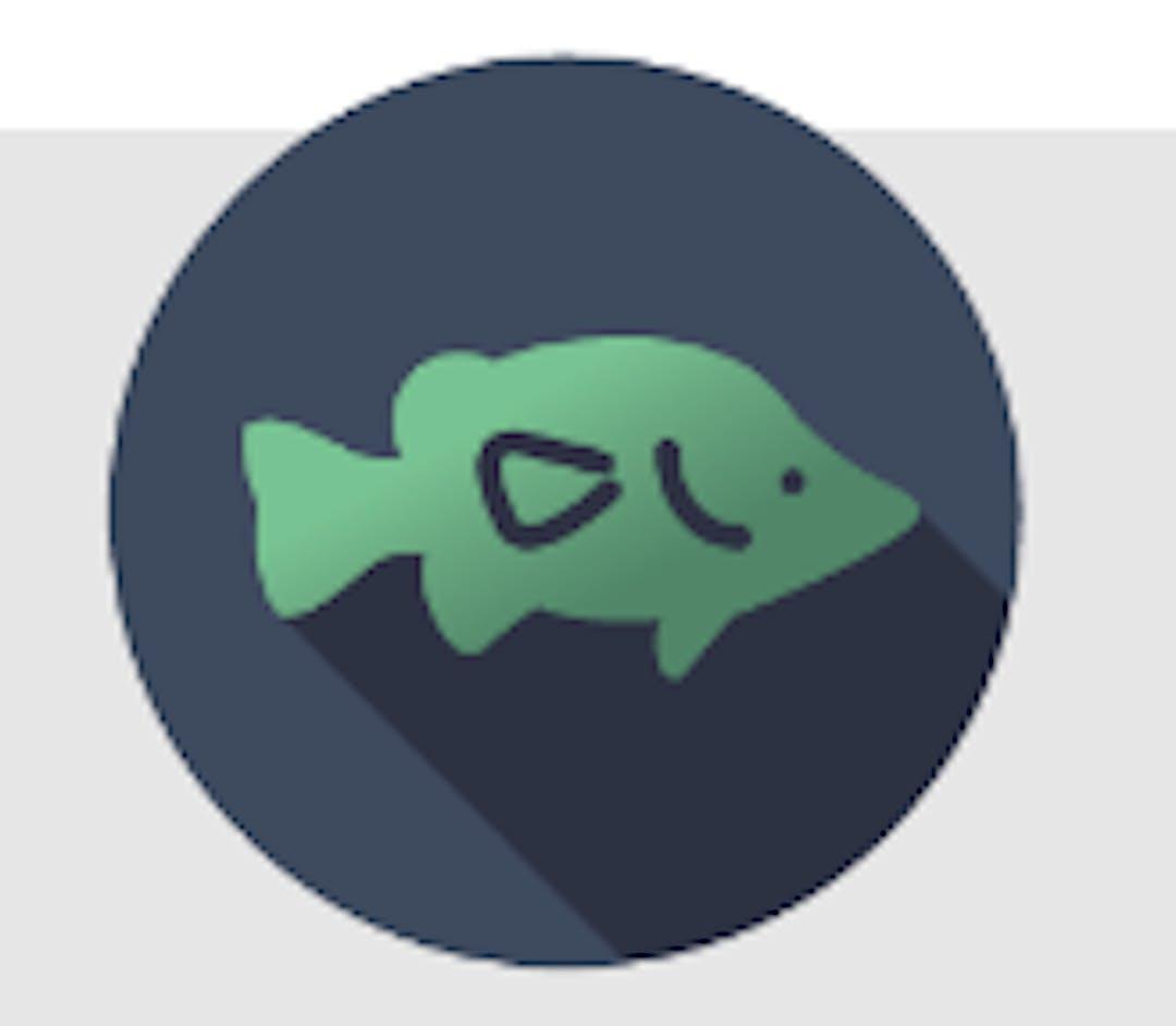 icon of native fish