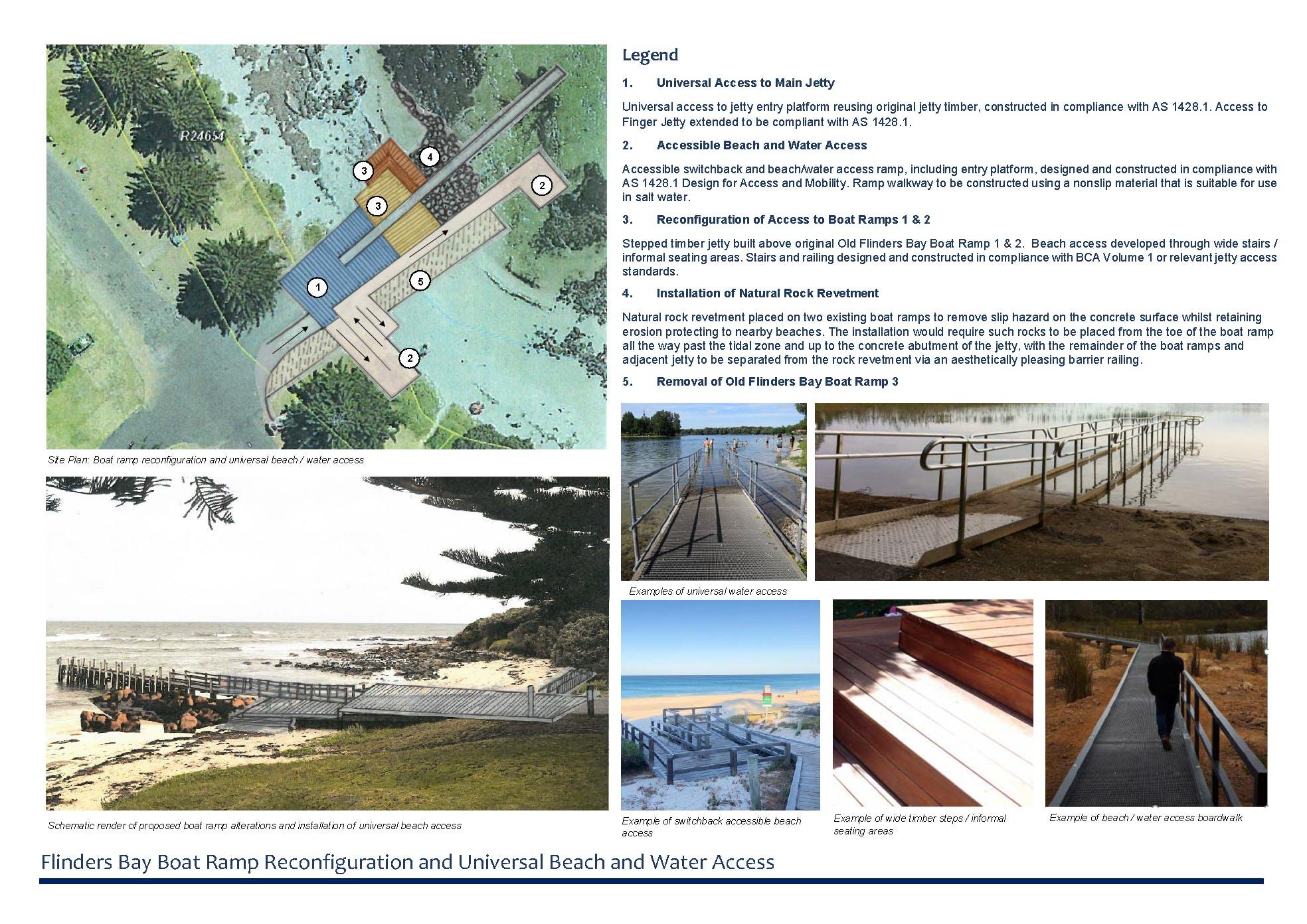 Flinders Bay Concept Plan