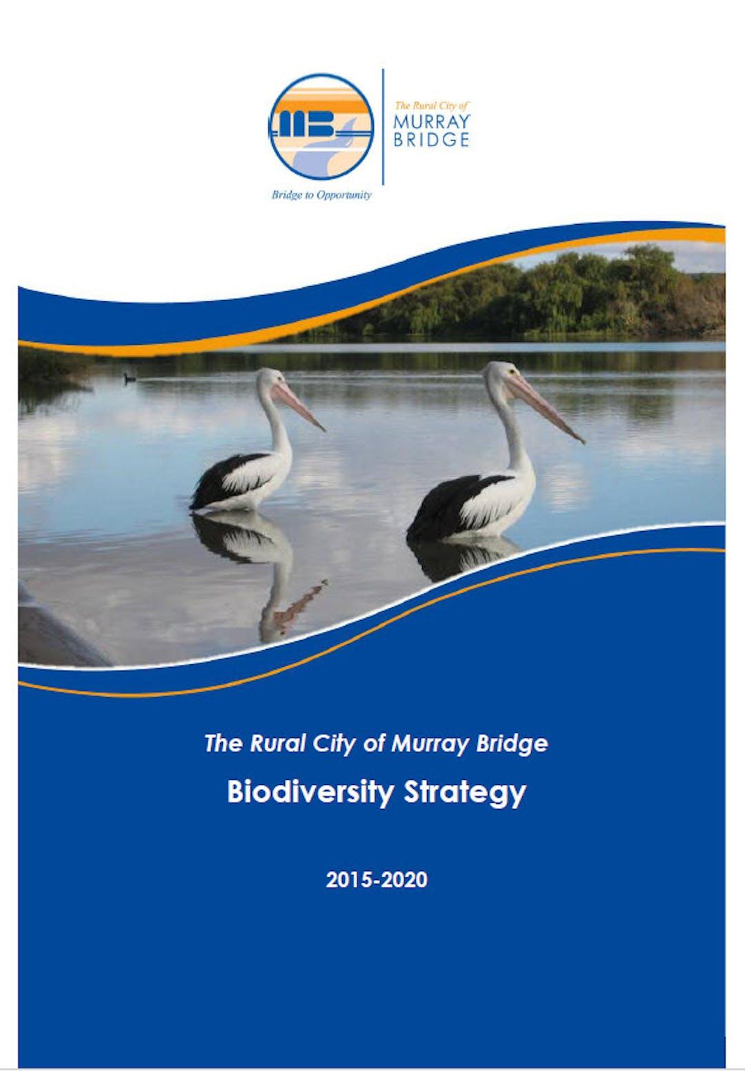Biodiversity Strategy 2015 - 2020