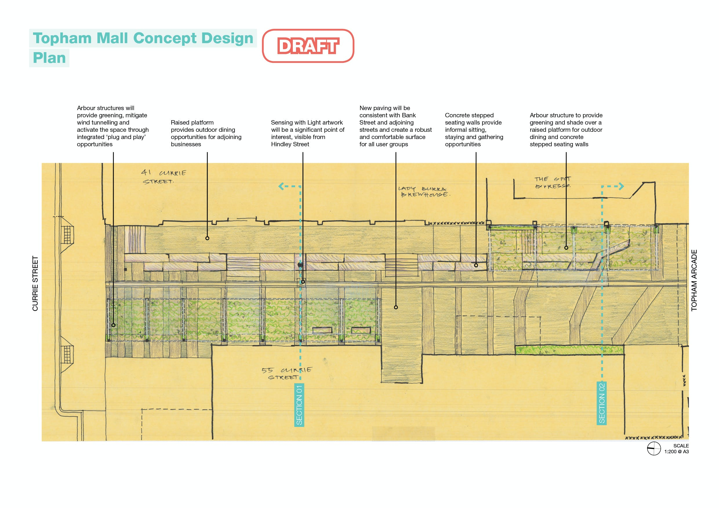 162811 Topham Mall North Concept Design Your Say