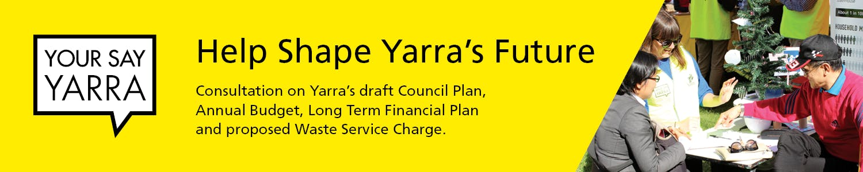 Help shape Yarr's Future