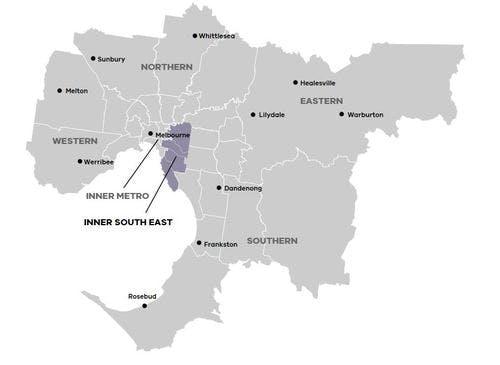 Inner South-east Metropolitan Region