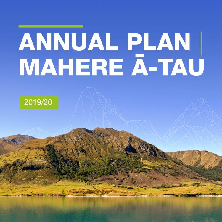 Annual Plan 2019 2020