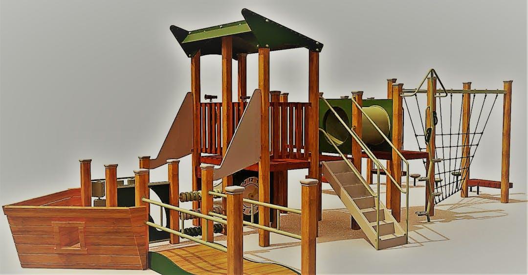 Playground concept
