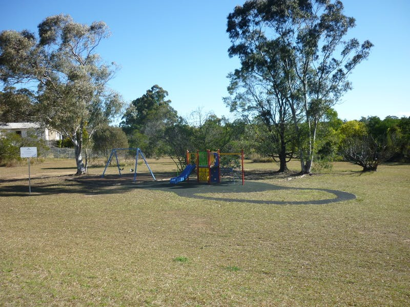 Batman Reserve - play equipment