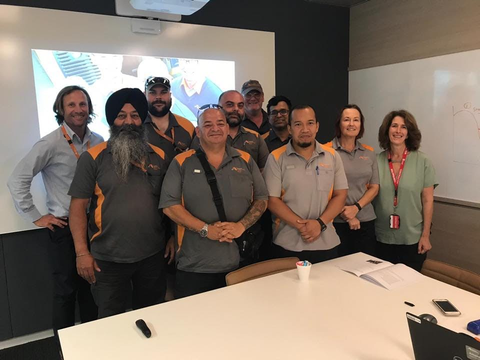 Over the last four months 58 Train Crew have completed their training to become a Peer Supporter, a volunteer role designed to assist those involved in critical incidents on the network