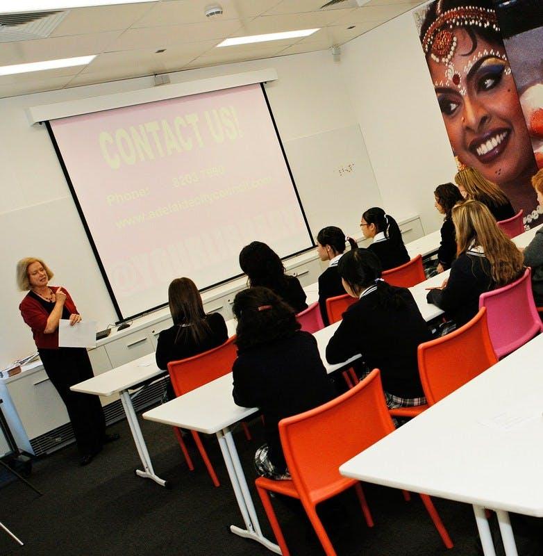 City classroom 2