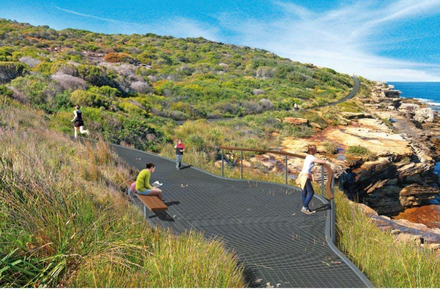 Coastal Walkway Extension