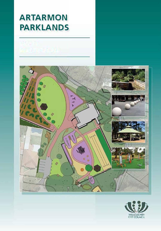 Artarmon Parklands Masterplan