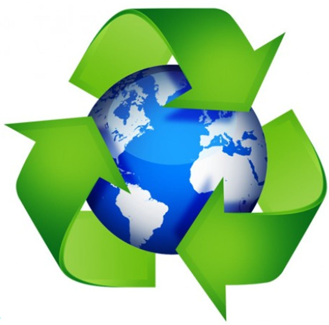 Recycle earth image