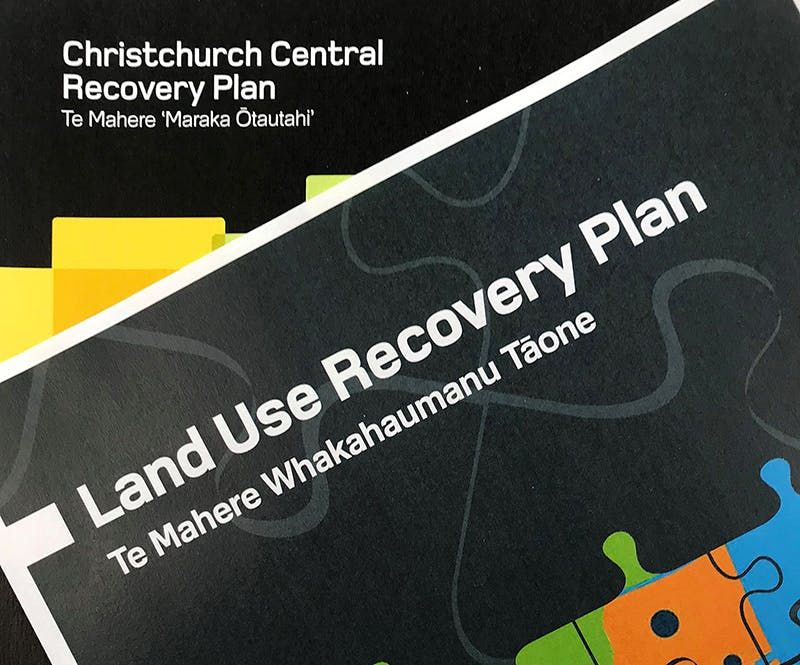 Covers of the CCRP and LURP