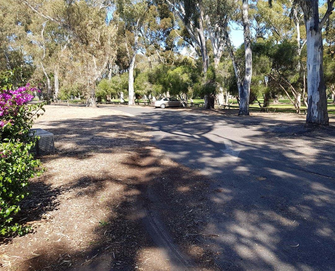 Hazelwood park car park