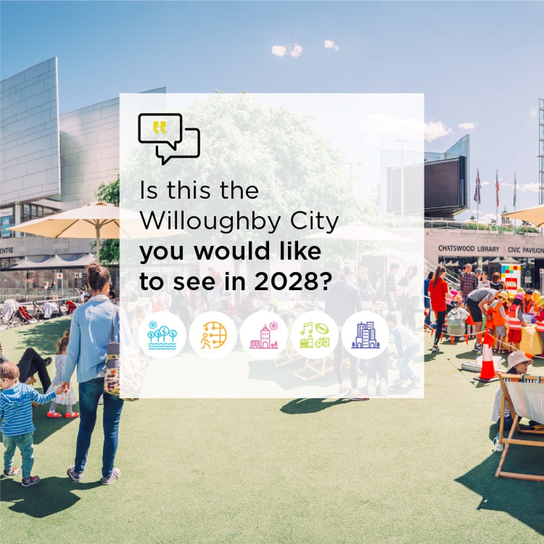 Have Your Say Willoughby   Homepage