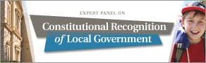 Expert Panel on Constitutional Recognition of Local Government