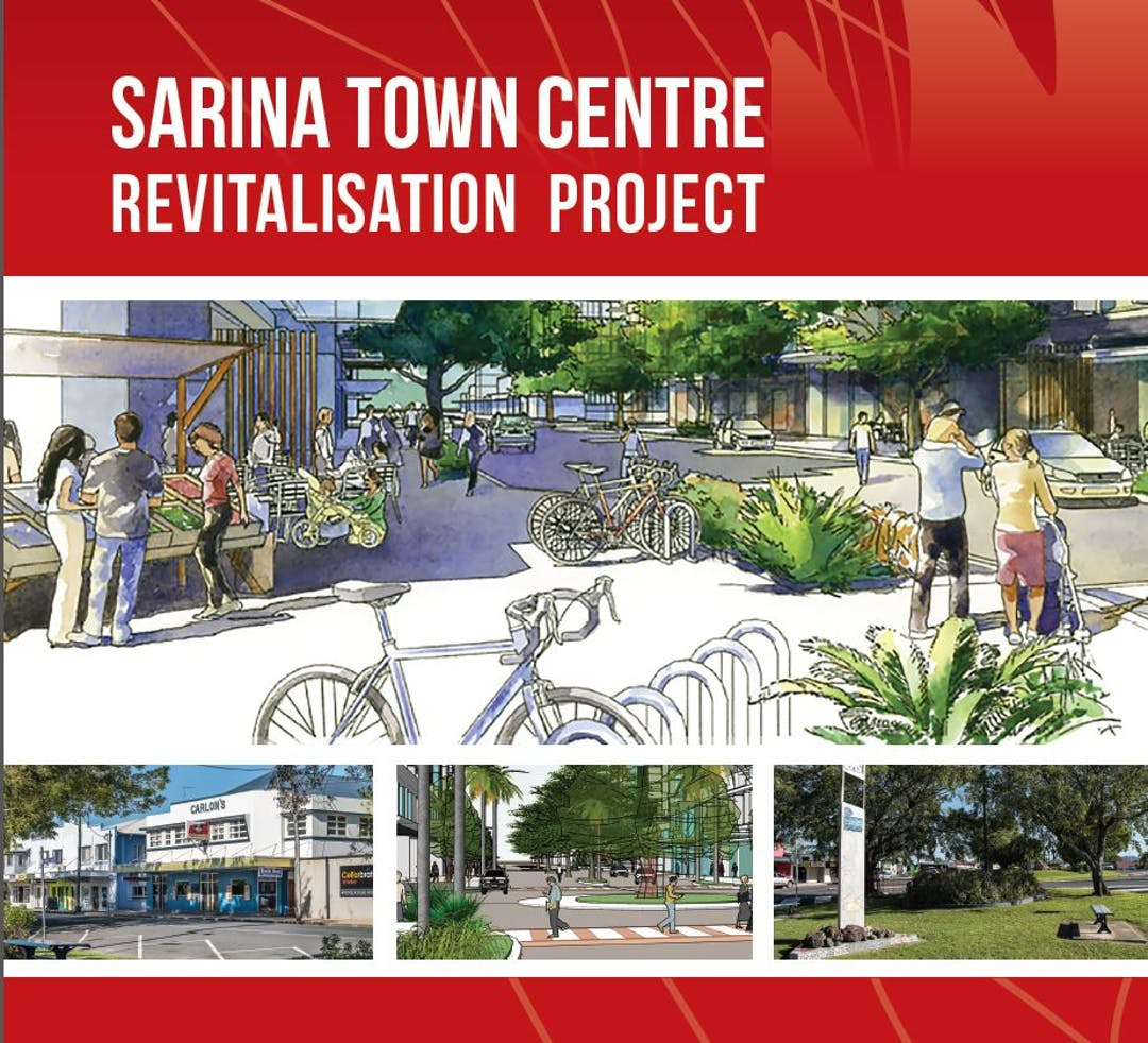 Sarina Town Centre Revitalisation Project | Connecting Mackay