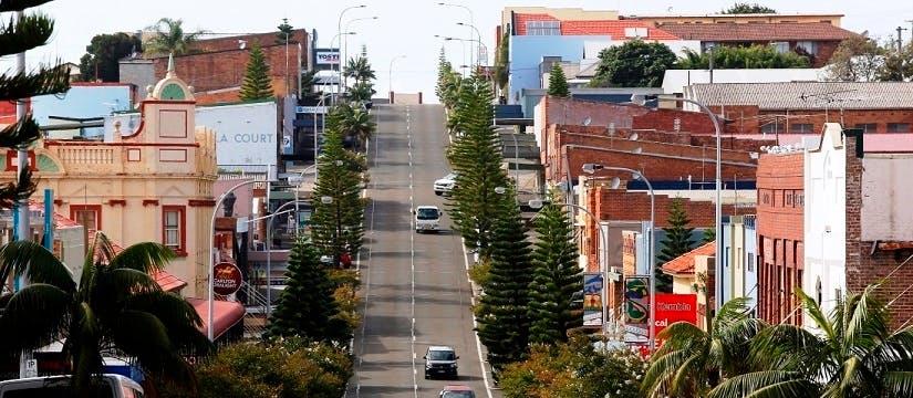 Port_Kembla_Wentworth_street