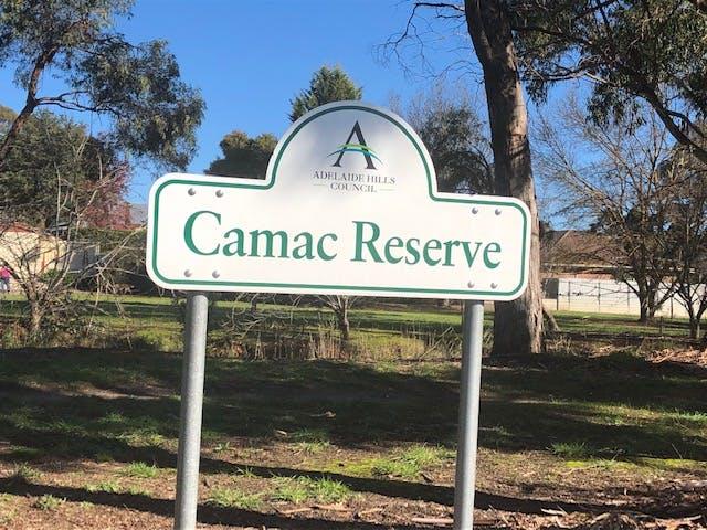 A public reserve
