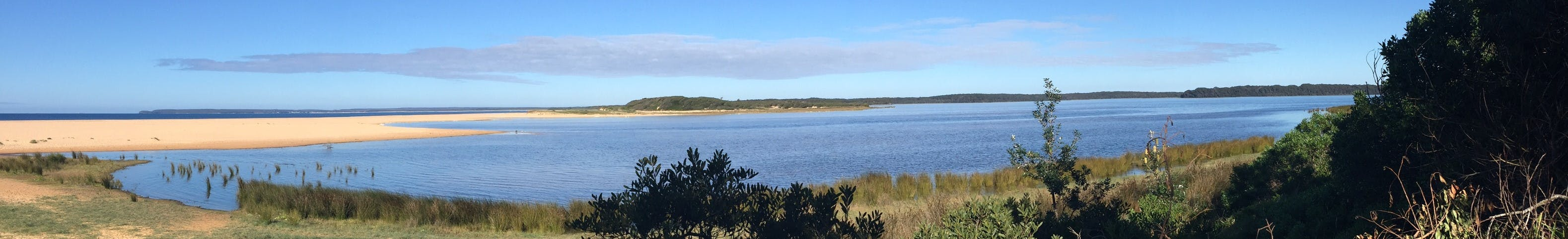 Lake Wollumboola - Culburra Beach