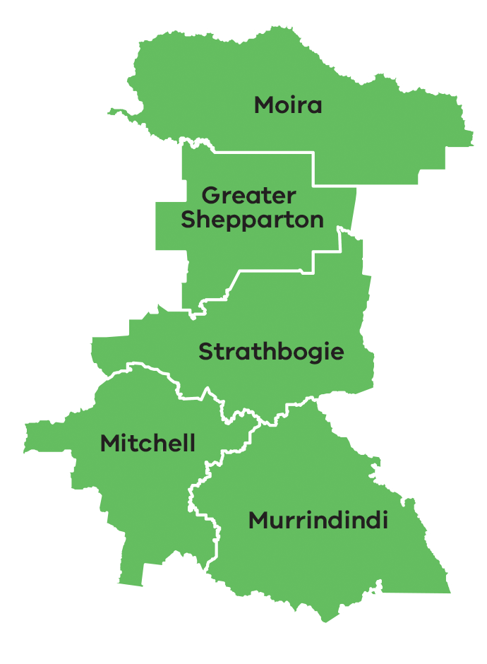 Rdv map goulburn