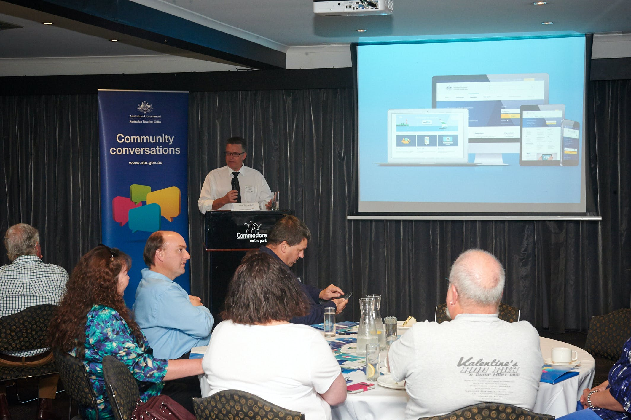 Community Conversation - Mount Gambier