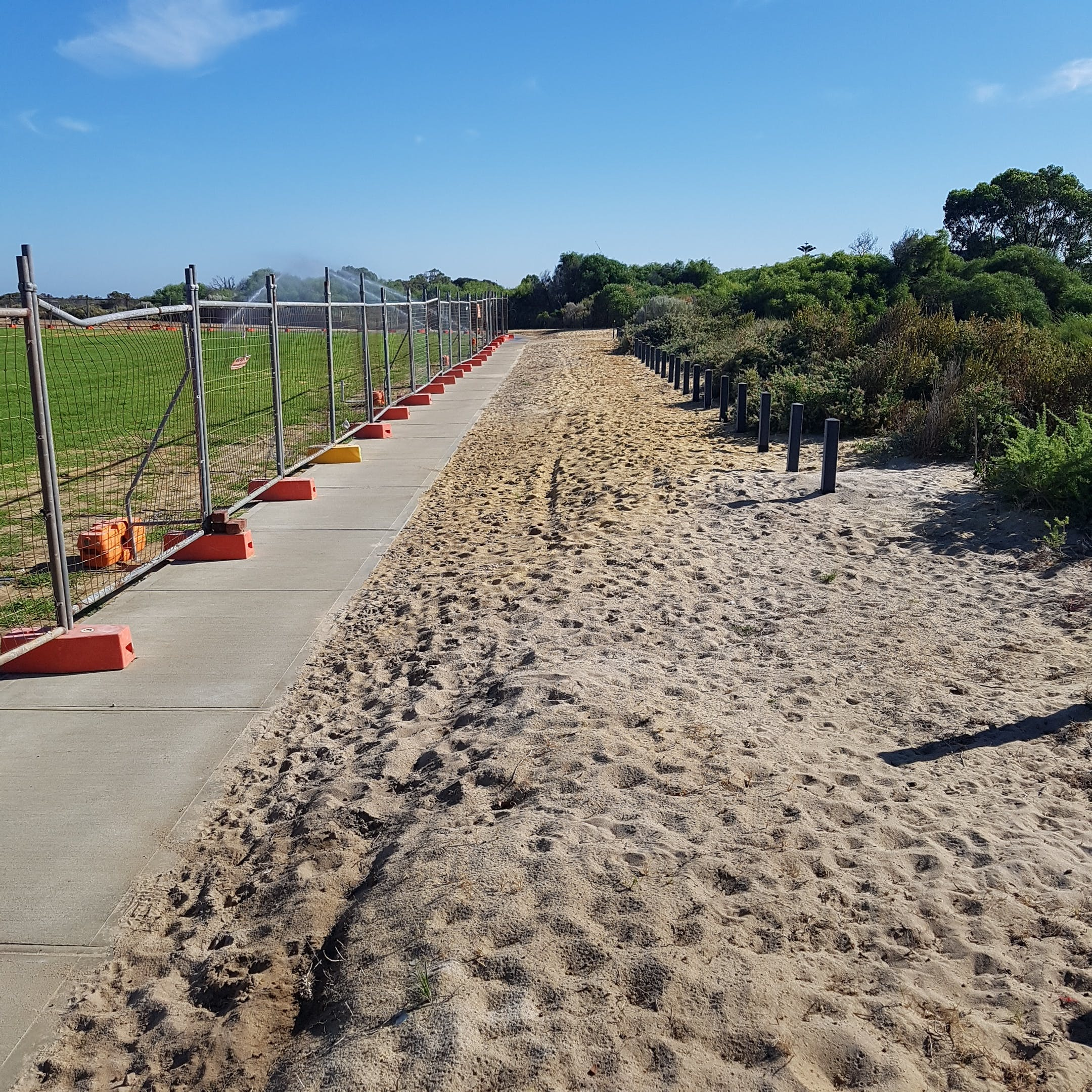 Swanbourne Greenway Project