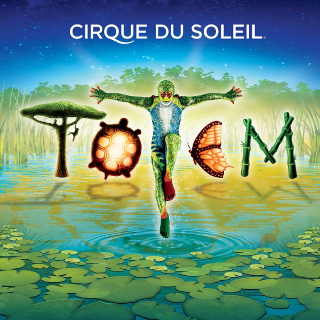 Cirque du solil totem logo