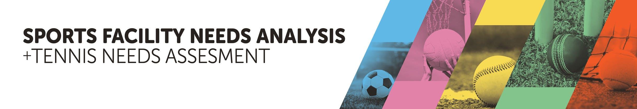 Sports Facility Needs Analysis + Tennis Needs Assessment
