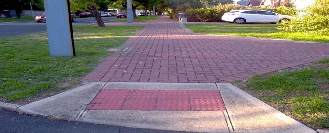 Footpath Replacement Works - Stage 4