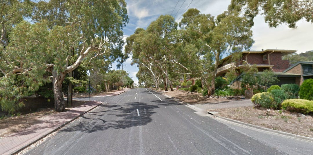 Heatherbank Terrace, Stonyfell - Proposed Driveway Link