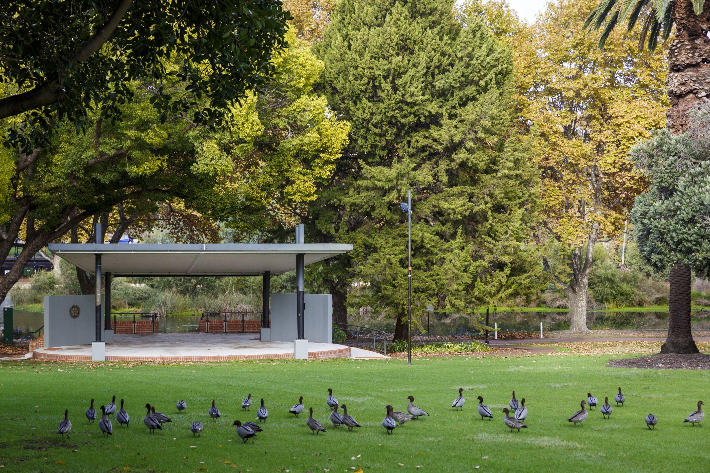 Hyde Park Gazebo