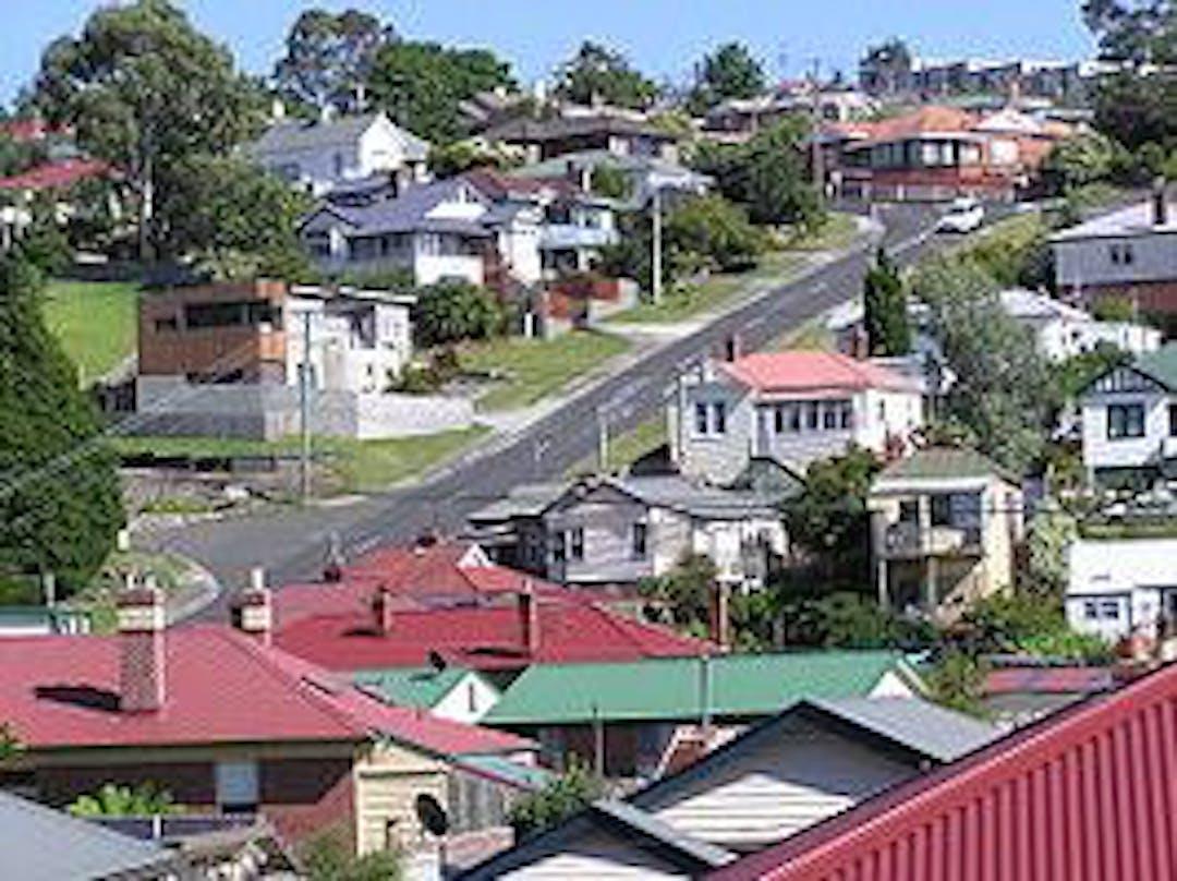 West Hobart Pedestrian Improvements